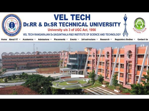 vel-techtechnicaluniversity